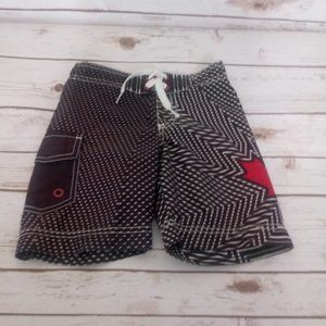Old Navy Boys Swim Shorts Size 4T